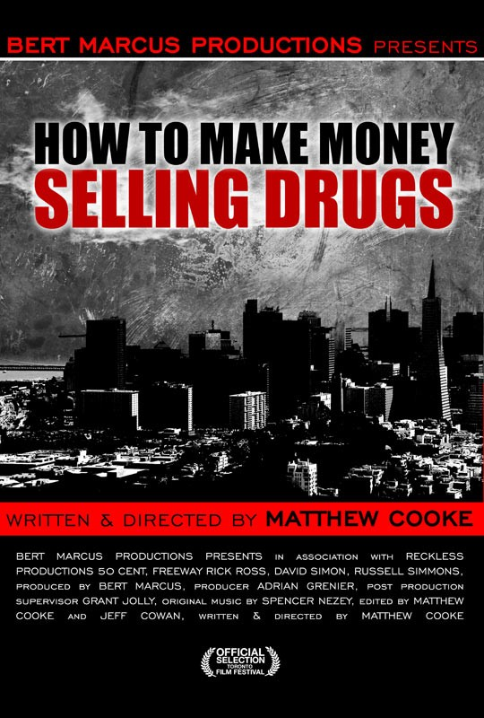 How to make money with drugs