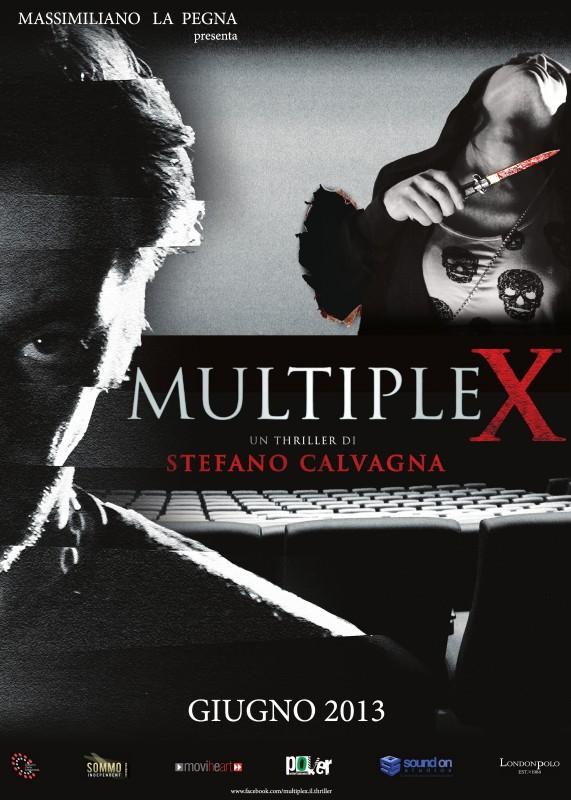 MultipleX: la locandina del film