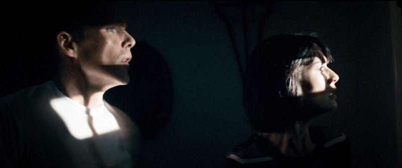 Ethan Hawke insieme a Lena Headey ne La notte del giudizio (The Purge, 2013)