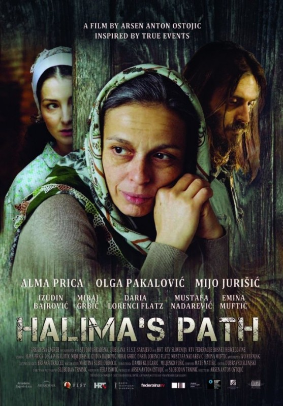 Halima's Path: la locandina del film