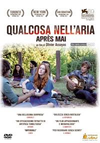 La copertina di Qualcosa nell'aria (dvd)