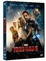 La copertina di Iron Man 3 (dvd)