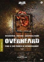 La copertina di Overheard (dvd)