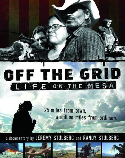 Off the Grid: Life on the Mesa: la locandina del film