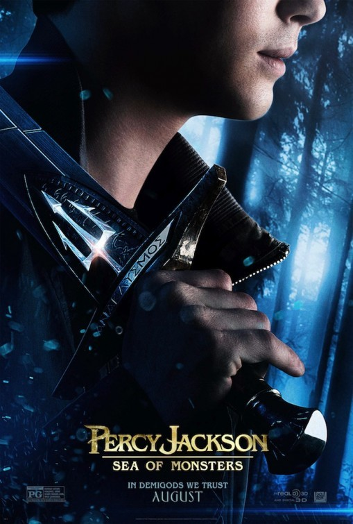 Percy Jackson: Sea of Monsters, nuovo poster