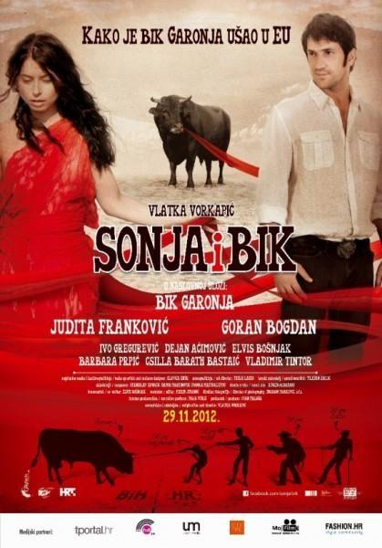 Sonja and The Bull: la locandina del film