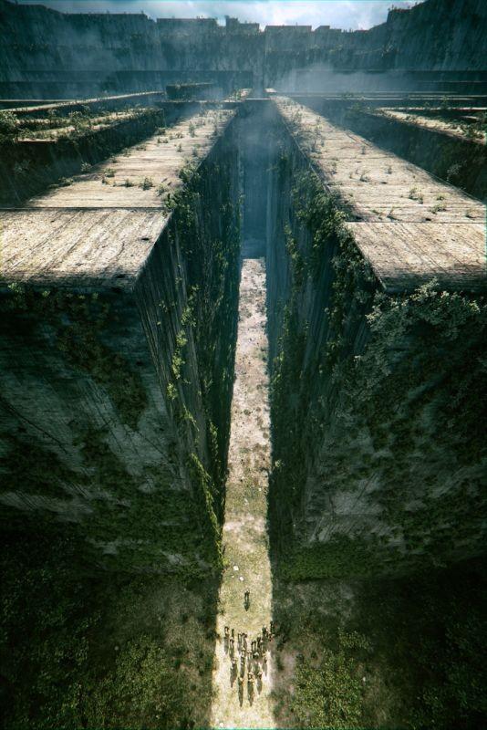 Maze Runner - Il labirinto: il primo concept art ufficiale del film