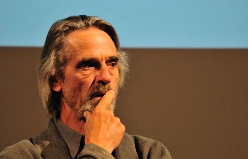 Trashed: un primo piano di Jeremy Irons a Firenze durante l'anteprima nazionale del documentario ecologista