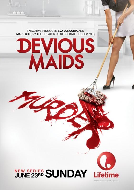Devious Maids: uno dei nuovi poster della serie Lifetime