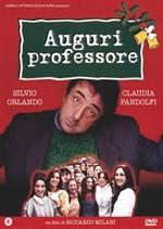 La copertina di Auguri professore (dvd)