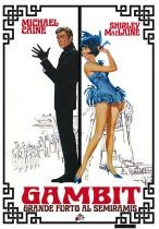 La copertina di Gambit - Grande furto al Semiramis (dvd)