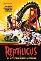 La copertina di Reptilicus - Il mostro distruggitore (dvd)