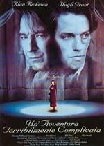 La copertina di Un'avventura terribilmente complicata (dvd)