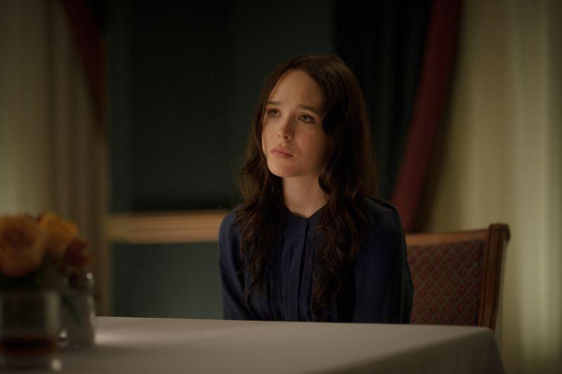 The East: Ellen Page in una scena del thriller