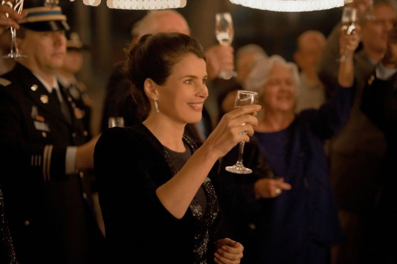 The East: Julia Ormond in una scena del thriller
