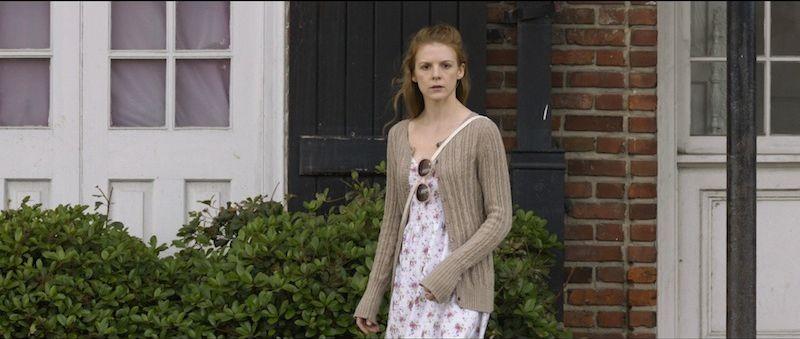 The Last Exorcism - Liberaci dal male: la protagonista del film Ashley Bell in una scena