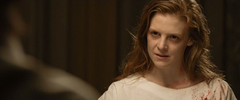 The Last Exorcism - Liberaci dal male: un primo piano di Ashley Bell tratto dal film