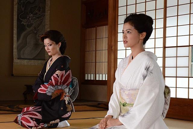 Una scena del film The Yakuza Wives Neo, del 2013