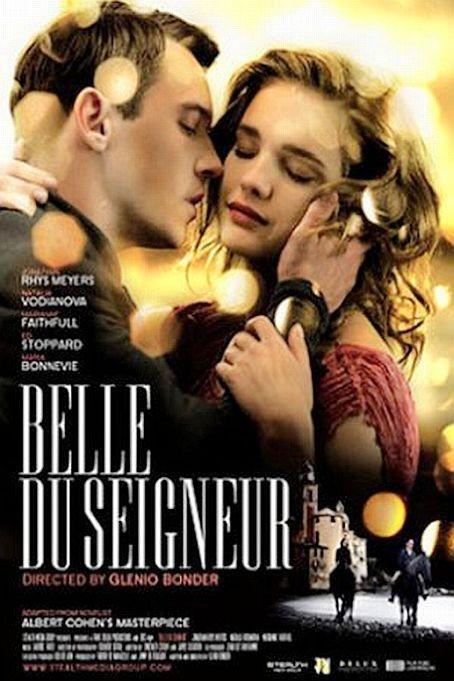 Belle du Seigneur: la locandina del film