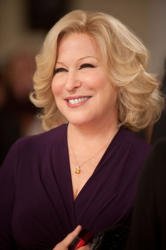 Bette Midler in una scena di Parental Guidance