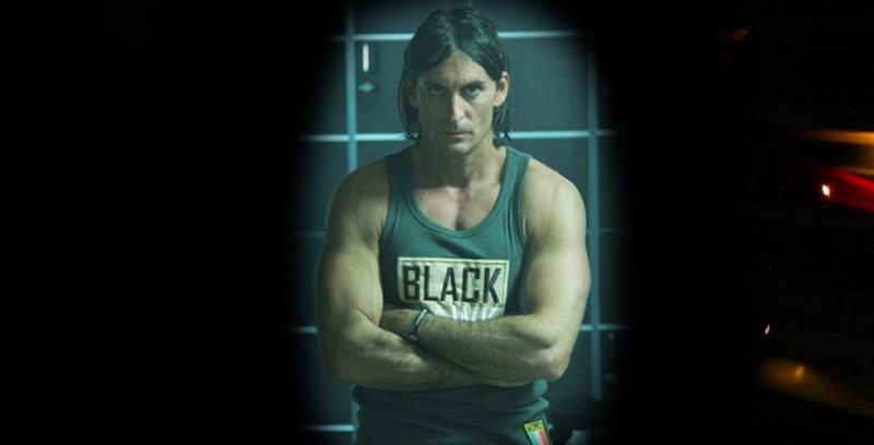 Claudio Del Falco è Valerio nel film Rabbia in pugno