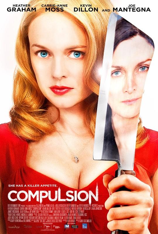 Compulsion: la locandina del film