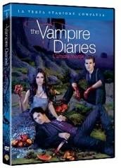 La copertina di The Vampire Diaries - Stagione 3 (dvd)