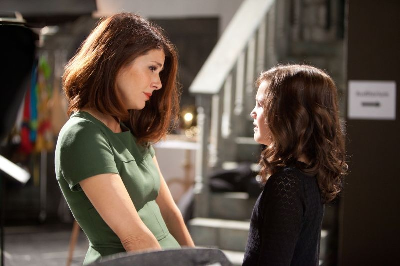 Marisa Tomei in Parental Guidance con la figlioletta Bailee Madison