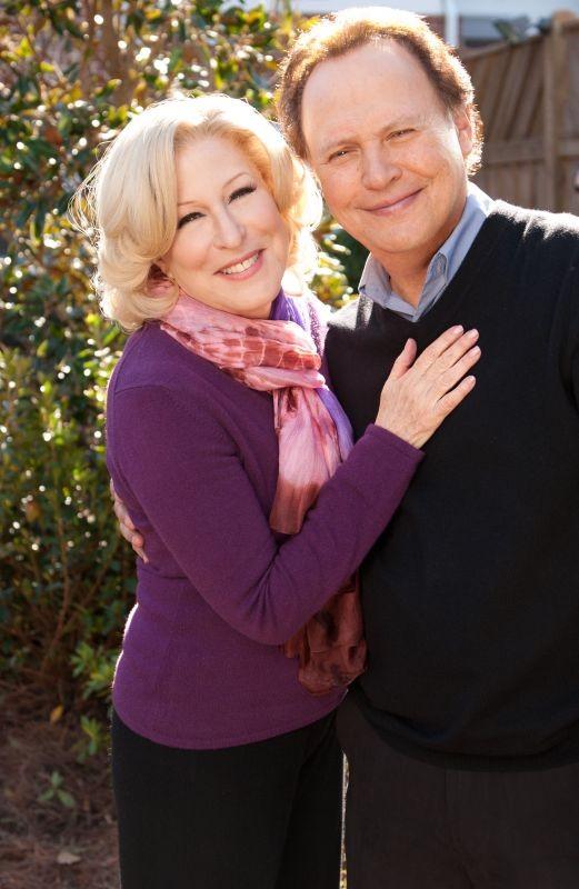 Parental Guidance: Billy Crystal e Bette Midler in una foto promozionale