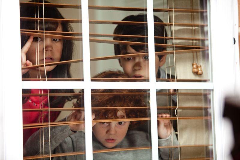 Parental Guidance: i piccoli Joshua Rush, Bailee Madison e Kyle Harrison Breitkopf in una scena