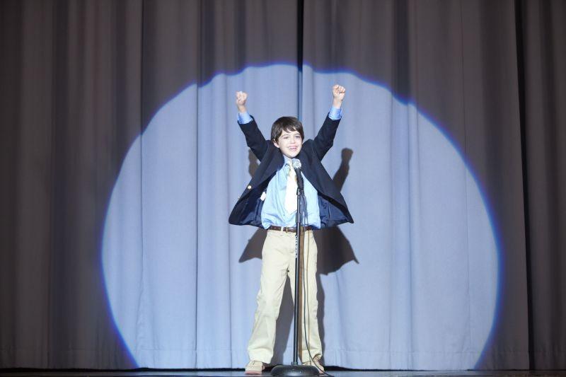 Parental Guidance: Joshua Rush nei panni del piccolo Turner in una scena