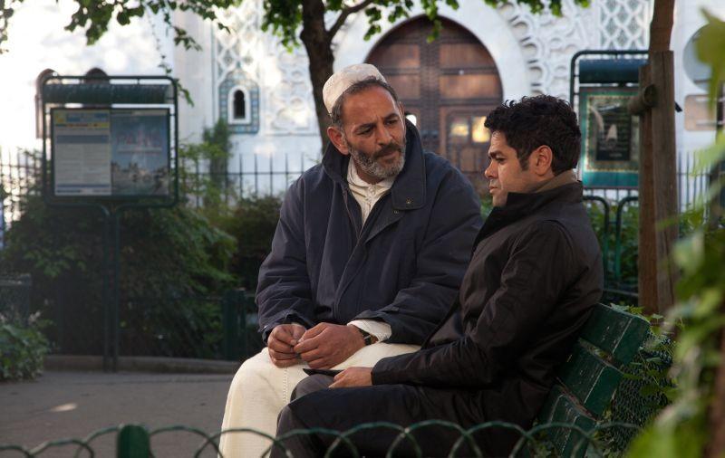 Passioni e desideri: Jamel Debbouze e Djemel Barek in una scena del film