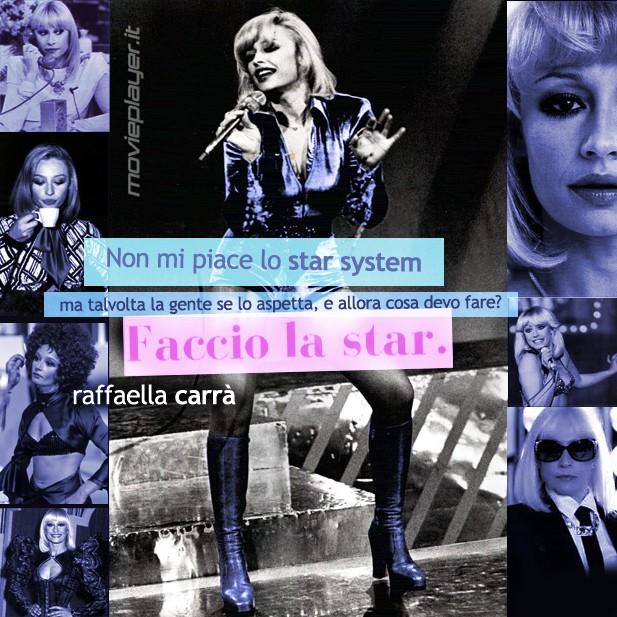 Raffaella Carrà - la nostra e-card da condividere sui social network