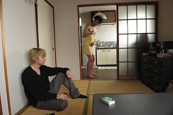 Shin'ichi Tsutsumi in Ore wa Mada Honki Dashite nai Dake con Takayuki Yamada