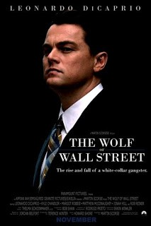 The Wolf of Wall Street: la locandina del film