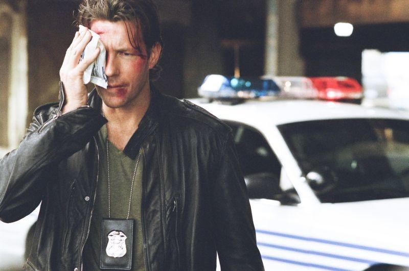 Edward Burns in una scena del poliziesco Alex Cross