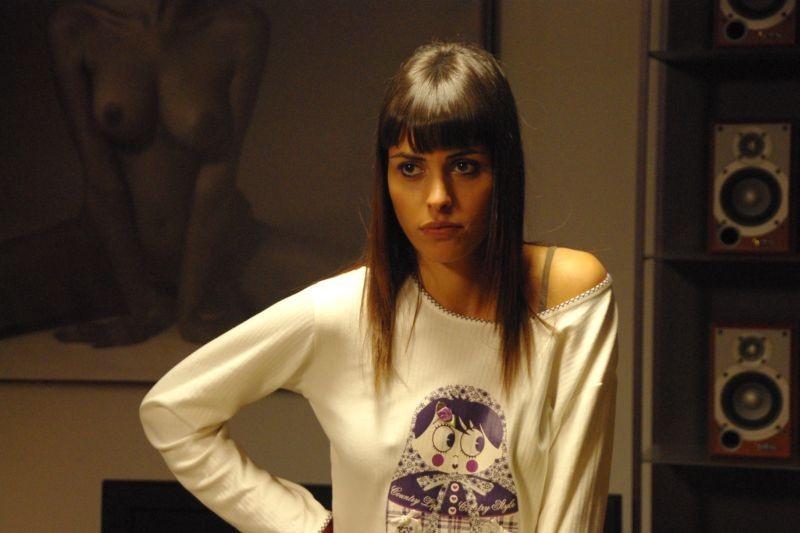 Oggetti smarriti: Chiara Gensini in una scena