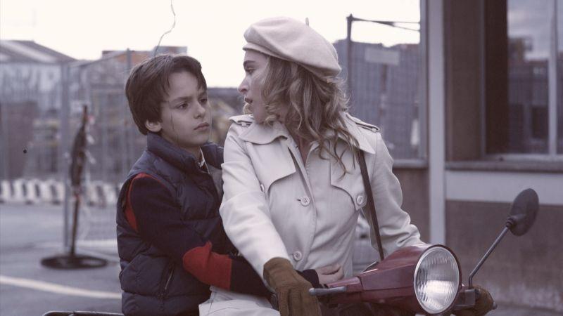 Oggetti smarriti: Francesca Faiella in una scena del film
