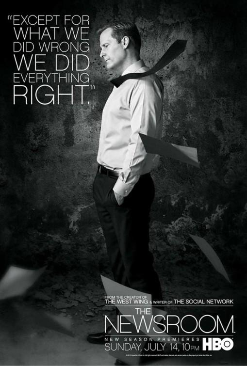 The Newsroom: un character poster per il personaggio interpretato da Jeff Daniels