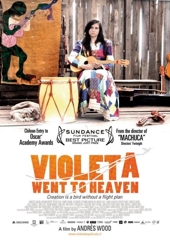Violeta Went to Heaven: uno dei poster USA