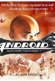 Android - Molto più che umano: la locandina del film