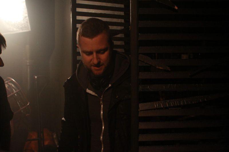 ESP 2: Fenomeni paranormali: il regista John Poliquin sul set del film
