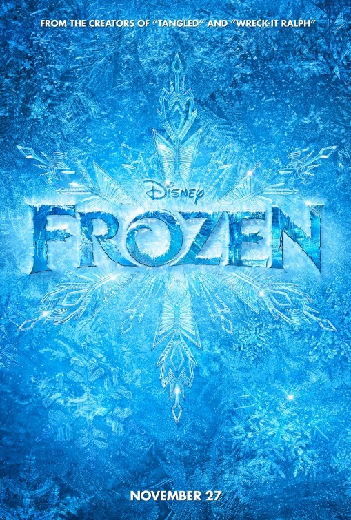 Frozen: nuovo teaser poster