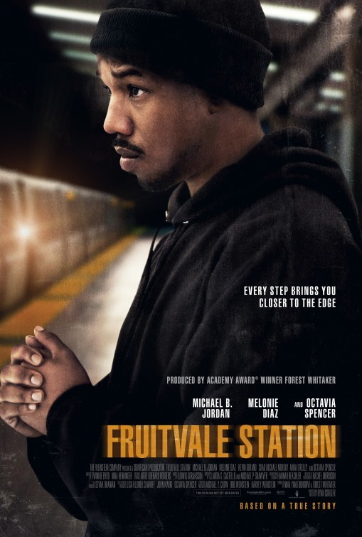 Fruitvale Station: nuovo poster USA
