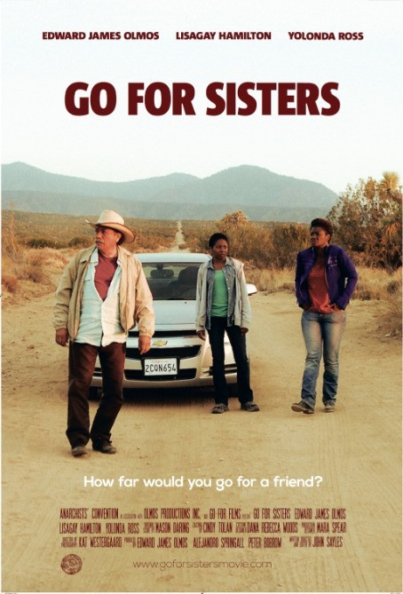 Go for Sisters: la locandina del film