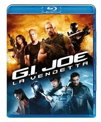 La copertina di G.I. Joe: La vendetta (blu-ray)