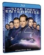 La copertina di Star Trek: Enterprise - Stagione 2 (blu-ray)