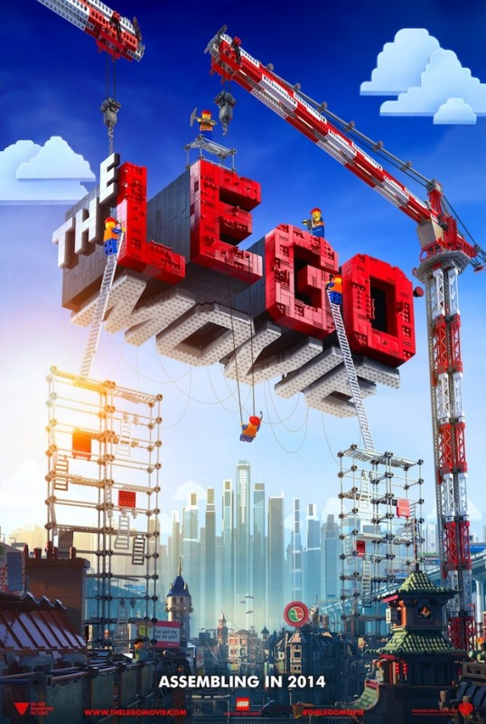 The Lego Movie: la locandina del film