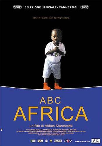 ABC Africa: la locandina del film