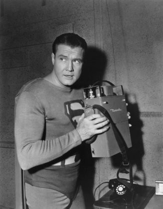Adventures of Superman: George Reeves nei panni di Superman
